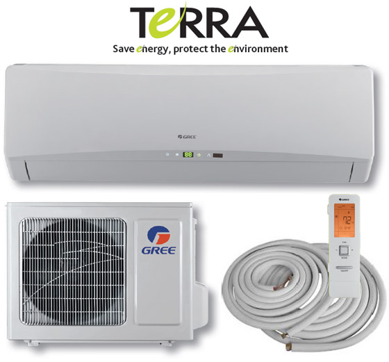 Gwh12tbd3dna1a Gree Air Conditioner Heat Pump Ductless
