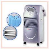 fujitronic air cooler