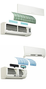 ductless split sale