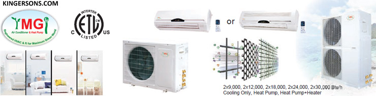 ductless unit system