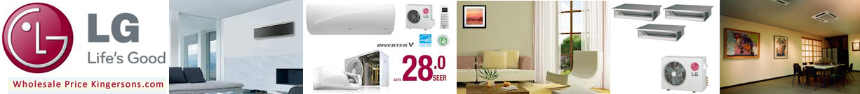 lg ductless split air conditioners