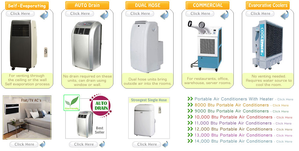 sunpentown portable air conditioning