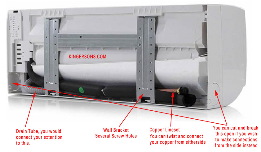 Mini Split Installation Guide Kingersons Com